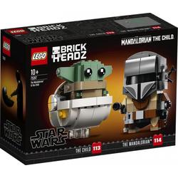 LEGO® Puzzle LEGO® Star Wars 75317 Der Mandalorianer und das Kind, Puzzleteile