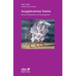 Ausgebrannte Teams als Buch von