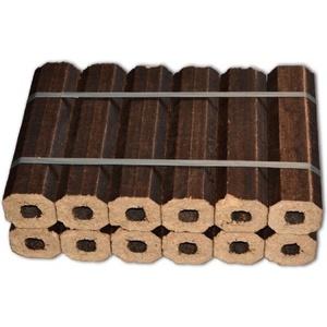 30 kg Testpaket mumba® Pinikays Eichenbriketts Holzbriketts