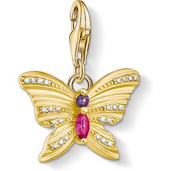 Thomas Sabo Schmetterling gold 1830-995-7 Charm Anhänger