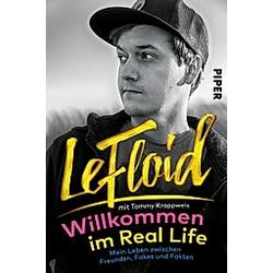 Willkommen im Real Life. LeFloid  - Buch