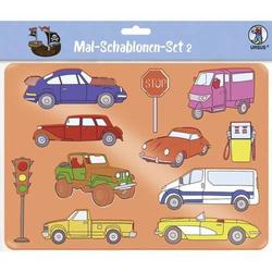 Mal-Schablonen 'Set 2'