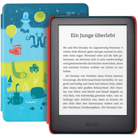 Amazon Kindle Kids Edition 8 GB + Hülle Weltall