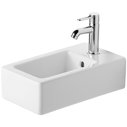 Duravit Handwaschbecken Vero 25 x 45 cm, weiss