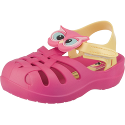 Ipanema Badeschuhe 'Summer' pink / gelb, Größe 24, 4863285