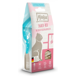 MjAMjAM - Snackbox Katze - delikate Riesengarnelen - 25 g