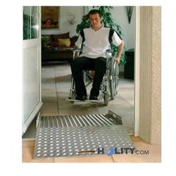 Altec Rollstuhlrampe für Balkon und Terrasse h23705