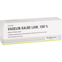 VASELIN Salbe LAW 25 g