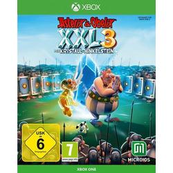 Asterix & Obelix XXL3 - Der Kristall Hinkelstein - Standard Edition Xbox One, Software Pyramide