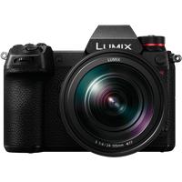 + Lumix S 24-105 mm OIS