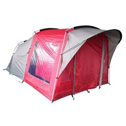 CHILLROI Tunnelzelt CHILLROI 4-Mann Tunnelzelt Zelt Campingzelt Familienzelt 4 Personen Gruppenzelt