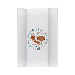 Playgro Wickelauflage Keil-Wickelauflage Tiny Fox, 50 x 70 cm