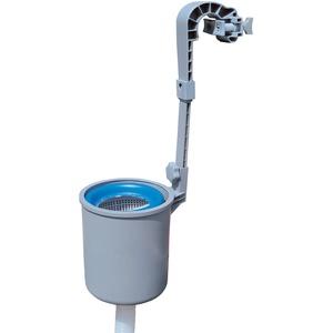 Bestway Oberflächen-Skimmer für Quick-up Fast-Set Frame-Pool Planschbecken Sauberes Pool-Wasser Set Wasserreinigung