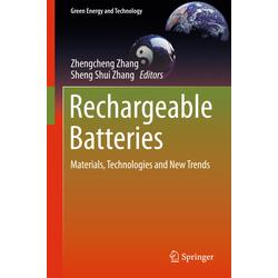 Rechargeable Batteries als Buch von