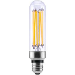 SEGULA Tube LED-Leuchtmittel, E27, 1 Stück, Warmweiß, High Power LED, LED Leuchtmittel hell, dimmbares LED Leuchtmittel, dimmbarer LED Tube, helles Licht mit LED, warmweiß dimmbare LED, LED dimmbar aber hell, viel Licht, Tubeform LED, schmale lange LED