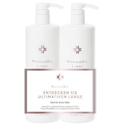 MarulaOil Save Big Duo Light
