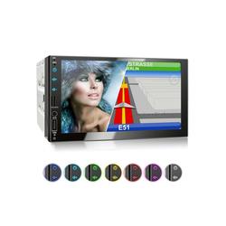 XOMAX Audio-System (XOMAX XM-2VN751 (L2) 2DIN Navi Autoradio mit GPS, SD, USB und BLUETOOTH)