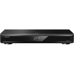 Panasonic DMR-UBC90 Blu-ray-Player (4k Ultra HD, WLAN, LAN (Ethernet), Hi-Res Audio, 3D-fähig, DVB-T2 Tuner, DVB-C-Tuner)
