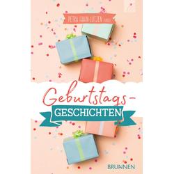 GeburtstagsGeschichten als Buch von