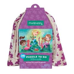 mudpuppy Puzzle To Go - Meerjungfrau