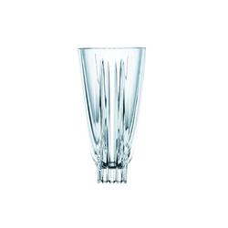 Nachtmann Vase Art Deco aus Glas, 28 cm