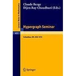 Hypergraph Seminar - Buch