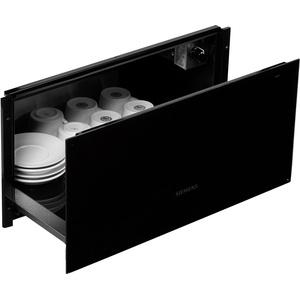 SIEMENS Einbau-Wärmeschublade iQ700 BI630DNS1 schwarz Herde Kochfelder SOFORT LIEFERBARE Haushaltsgeräte