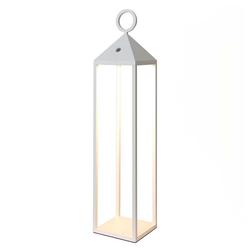 Mantra LED Außen-Stehlampe Astun Außen-Laterne IP54 weiß