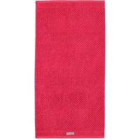 Ross Smart Handtuch 50 x 100 cm marsala