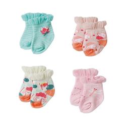 Zapf Creation® Puppenkleidung Baby Annabell Socken 2x, 43 cm