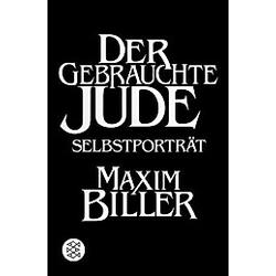 Der gebrauchte Jude. Maxim Biller  - Buch