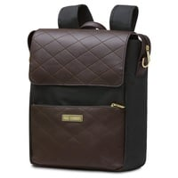 ABC Design Wickelrucksack City Diamond Edition Champagne