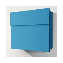 Radius Briefkasten Briefkasten LETTERMAN 4 blau