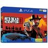 Sony PlayStation 4 Slim (PS4 Slim) 1TB schwarz, inkl. 2 + Red Dead Redemption 2