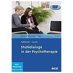 Stuhldialoge in der Psychotherapie, 2 DVDs