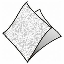 Servietten Prägeservietten 1-lagig, 33 x 33 cm, weiß, robuste Qualität, 500 Stk.