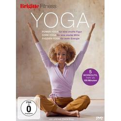 Brigitte - Yoga - Power-Yoga, Core-Yoga, Faszien-Yoga