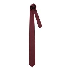 HUGO Herren Krawatte weiß / weinrot, Größe One Size, 5001167