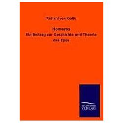 Homeros. Richard von Kralik  - Buch