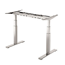 CAMBIO™ Höhenverstellbarer Tisch 620 x 1000 x 649,3 mm - nur Gestell