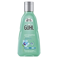 Guhl Anti- Schuppen Shampoo, 4er Pack (4 x 250 ml)