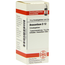 Anacardium D 12 Globuli