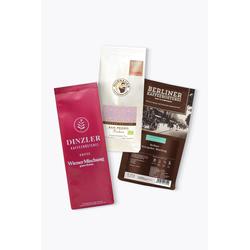 Aus unserer Werbung Säurearmer Kaffee - Probierpaket 3 x 250g