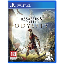 Assassin's Creed Odyssey (PEGI) (PS4)