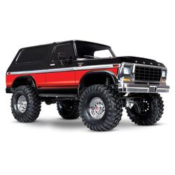 Selber konfigurieren Traxxas 82046-4 TRX-4 1979 Ford Bronco 1:10 4WD RTR Crawler TQi 2.4GHz Rot
