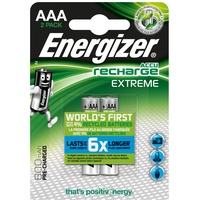 Energizer Extreme HR 03 Micro AAA 2 St.