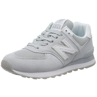 NEW BALANCE WL574 grey/white 38