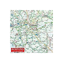 Kreis Steinburg 1 : 100.000 Posterplan - Buch