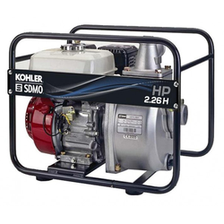 SDMO Benzin-Motor-Wasserpumpe HP 2.26 H