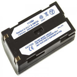 Akku wie Pentax D-LI1 für EI-2000, HP PHOTOSMART C912